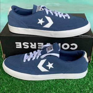 CONVERSE NET STAR CLASSIC OX NAVY/WHITE/WHITE MEN'